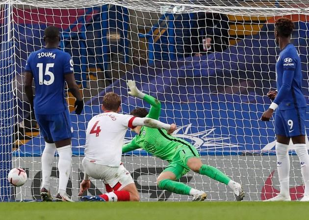 Lampard says Chelsea stars didn't follow key tactical instruction in 3-3 draw with Southampton - Bóng Đá