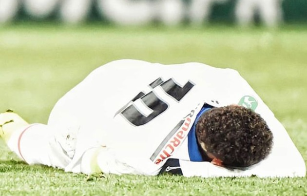 Neymar: I don't know how much I can bear it, it saddens me to hear that I have to be hit - Bóng Đá