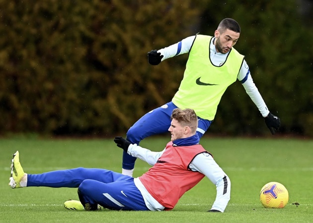 Hakim Ziyech opens up on 'annoying' injury problems and life under new Chelsea manager Thomas Tuchel - Bóng Đá