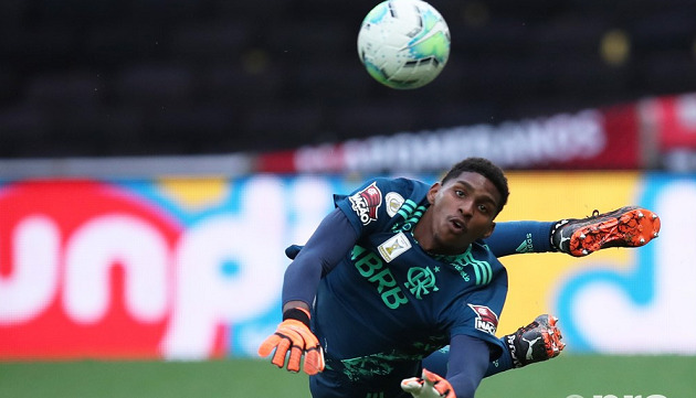 Ajax is thinking about 'new Dida' from Brazil: 'Good chance that transfer will continue' - Bóng Đá