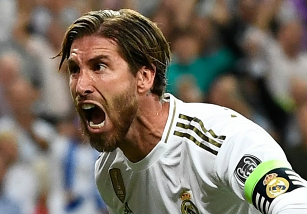 Sergio Ramos bemoans injury setback after being ruled out of Real Madrid's Champions League tie with Liverpool   - Bóng Đá