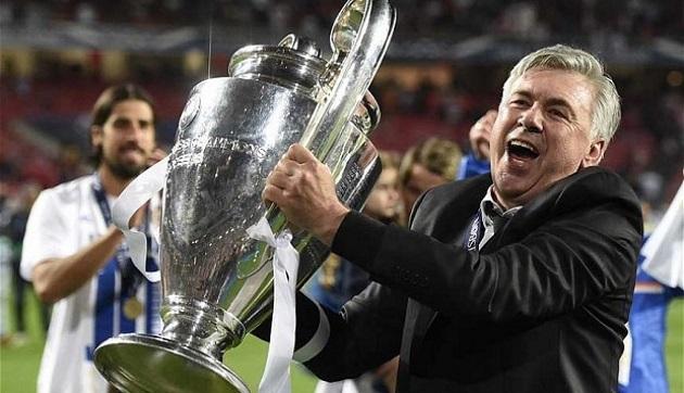 """Real Madrid hưởng lợi 3 điều nếu nhận được cái """"gật đầu"""" của Ancelotti"""