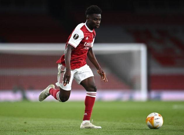 Southgate giải thích lý do triệu tập duy nhất 1 ngôi sao của Arsenal