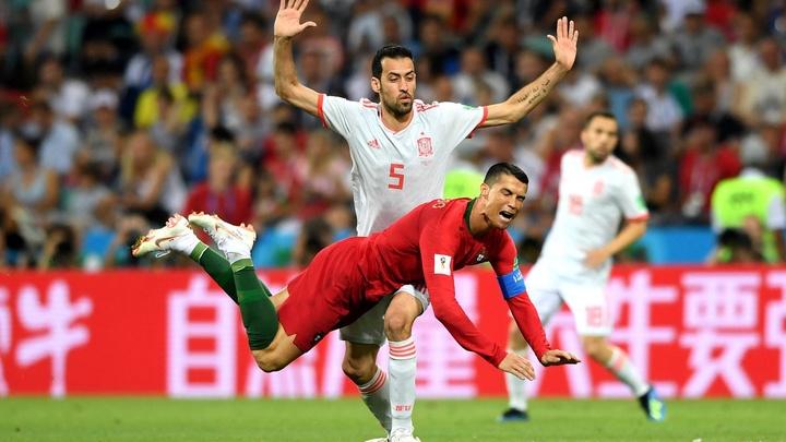 Lịch trực tiếp Bóng đá TV hôm nay 4/6: Tây Ban Nha vs Bồ Đào Nha