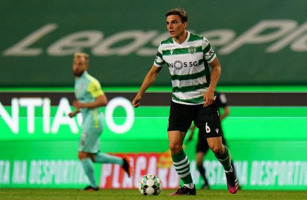 Quên đi Neves, Rice, đồng đội cũ của Fernandes là tiền vệ Man Utd nên theo đuổi