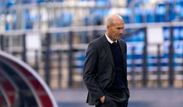 Zidane rời khỏi Real Madrid – Kết thúc thời đại của Zidane
