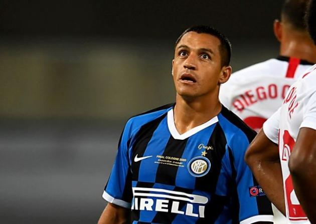 """""""Nỗi thất vọng"""" của Man Utd sẵn sàng rời Inter Milan"""