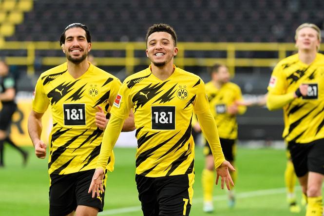 MU phá kỷ lục chuyển nhượng bóng đá Anh để mua Sancho